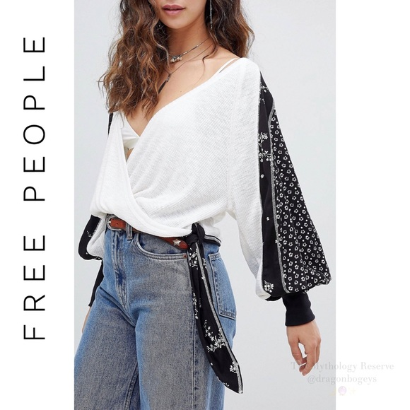 Free People Tops - Free People Auxton Thermal Top